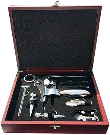 Compra Sens Original Luxe - Estuche de accesorios para vino (9 accesorios) en Amazon.es