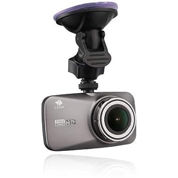 Z-EDGE Dash Cam, Dashboard Camera Recorder with Sony Image Sensor, FHD  1080P, 2 7