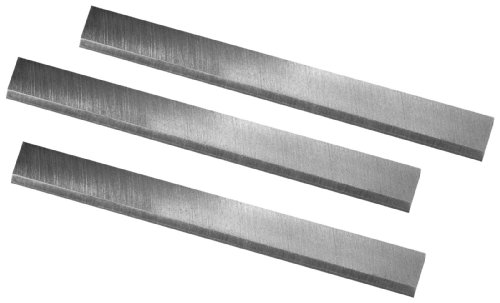 POWERTEC 148070 8-Inch HSS Jointer Knives for Delta 37-365 X5 DJ20, Set of 3