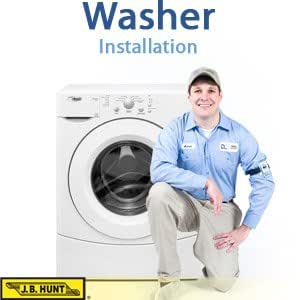 Installation of Washer – Includes Parts and Haul-Away (For Washers Sold and Shipped by Amazon.com)