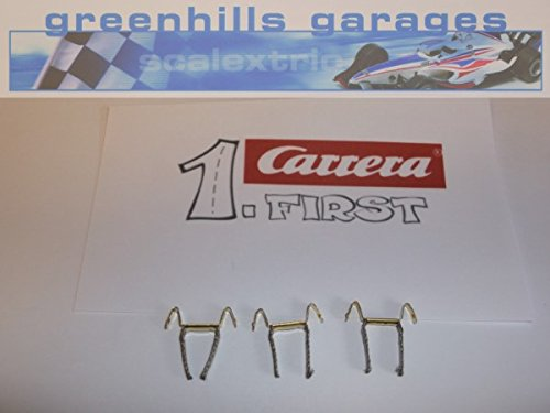 Greenhills Scalextric Carrera First Double Contact Brushes / Braids x 3 - New - G1136