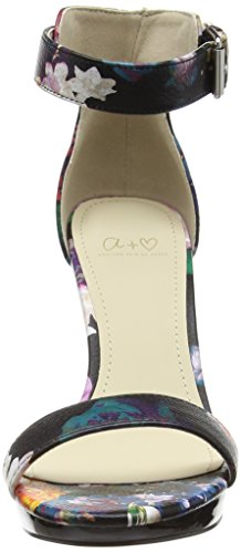 Another Pair of Shoes Perla K2 - Zapatos de Tacón para Mujer Varios Colores (Multi Black 03)