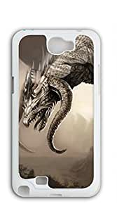 TUTU158600 Custom made Case/Cover/ case for samsung galaxy note 2 active - Multi-shaped color pattern