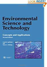 Environmental Science and Technology: Concepts and Applications (Hardcover)