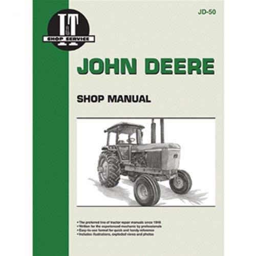 John Deere I&T Shop Manual : Series 4030, 4230, 4430, 4630 ()