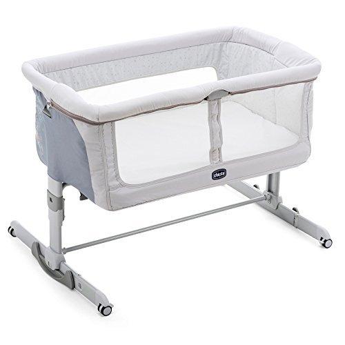 Chicco NEXT2ME Dream Crib - Delicacy ARTSANA UK LTD 07079343250930