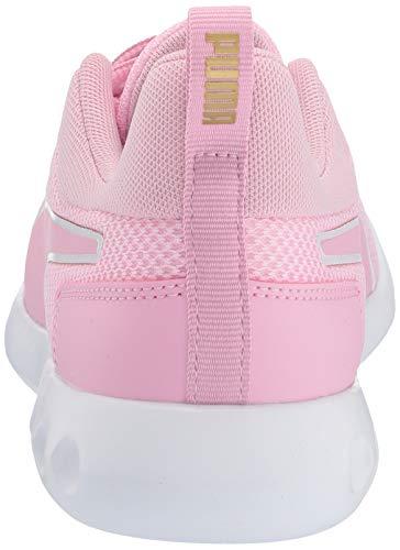 Pink puma White Knit 2 Pale Puma 1972 Running Carson Shoe Women q0ABAO
