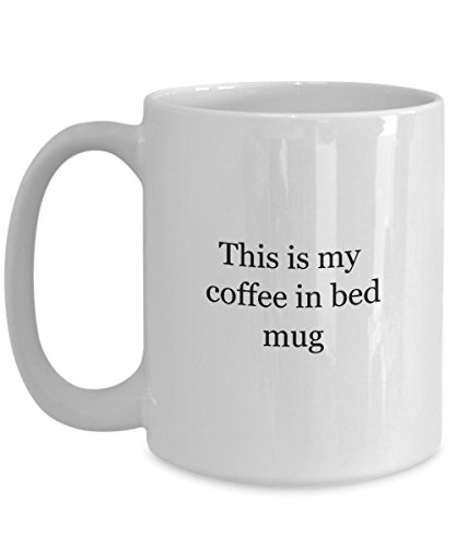 Coffee in Bed Mug (Granville Bed)