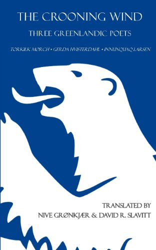 The Crooning Wind: Three Greenlandic Poets by Brand: New American Press