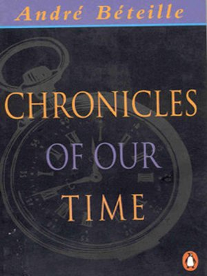 Download Chronicles of Our Time pdf