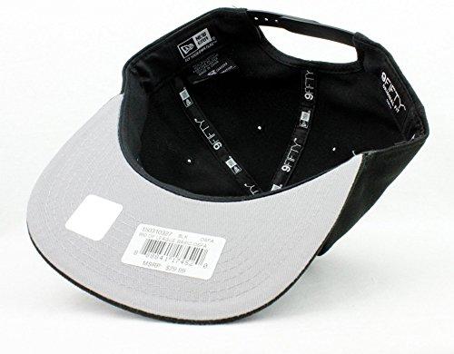 896389c5c Amazon.com  Dallas Cowboys NFL New Era Authentic 950 League Basic 9FIFTY  Snapback Hat OSFM Black Black Cap  Sports   Outdoors