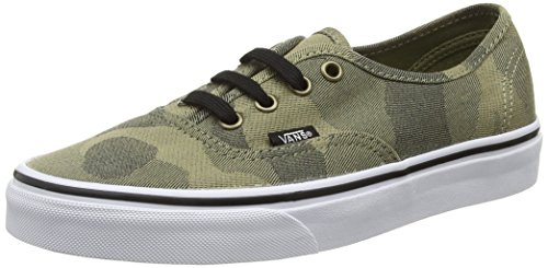 Low Sneakers Unisex True Raven Camo White Adults' Top Authentic Grey Vans Jacquard dtCXwqt