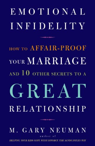 Is an emotional affair infidelity