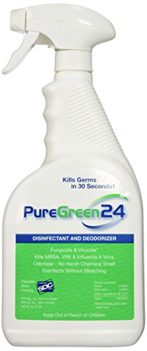 Pure Green 24 Disinfectant 32oz by Pure Green LLC