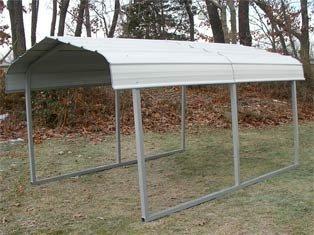买便宜的mdm rhino shelters all steel buildings carport grey