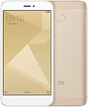 Xiaomi Redmi 4X SIM doble 4G 32GB Oro: Amazon.es: Electrónica
