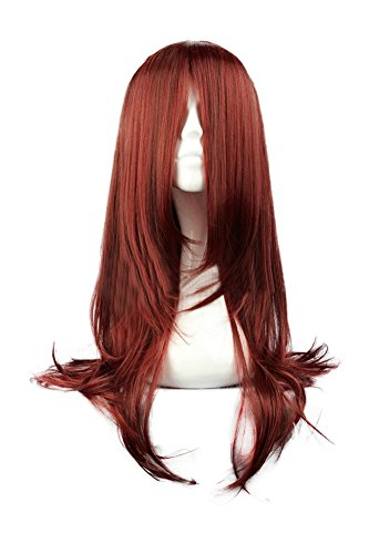 Mtxc D.Gray-man Cosplay Cross Marian Long Wig Mixed for sale  Delivered anywhere in USA