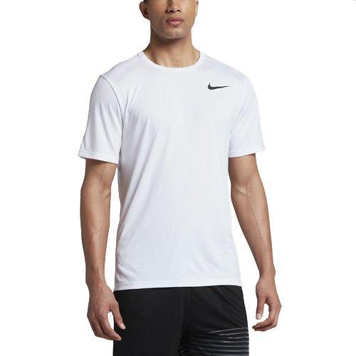 Nike Herre Ånde Hyper Tør T-shirt Hvid / Sort 1BzpUF8wbW