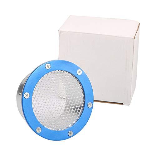 SEN Intake Telescopic Tube Wind Masks/Intake Air Masks Intake Air Duct Mouth Blue: Amazon.co.uk: Kitchen & Home