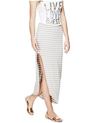 GUESS-Womens-Tahira-Striped-Skirt