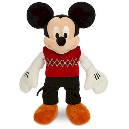 Disney Mickey Mouse Plush - Holiday - Medium - 15'' ()