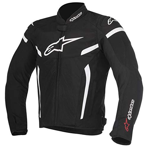 Alpinestars T-GP Plus R Air V2 Men's Street Motorcycle Jackets - Black / 2X-Large ()