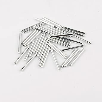 NW 50pcs 2MM axis Diameter Length 20mm DIY Toys car axle Iron Bars
