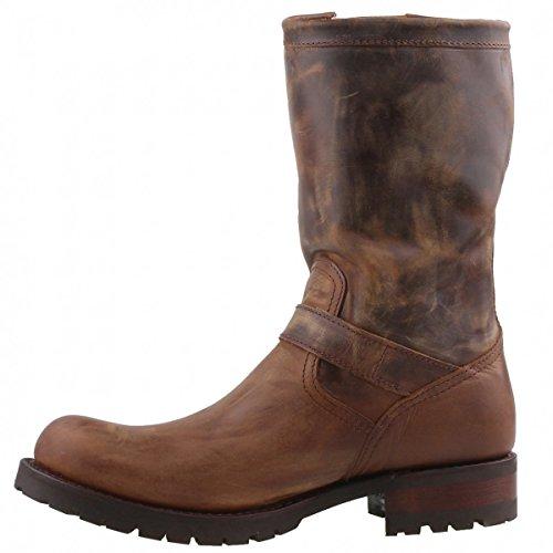 Sendra Biker Boots 13416Marron