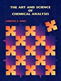 img - for The Art and Science of Chemical Analysis by Christie G. Enke (2000-12-27) book / textbook / text book