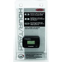Hardline Products HR-8061-2 Hour Meter/Tachometer for up to 2-Cylinder Engines