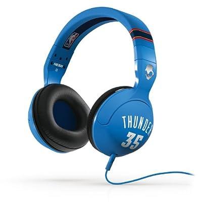 Skullcandy S6HSDY-107 Hesh 2 Oklahoma City Thunder Kevin Durant Over-the-Ear Headphones