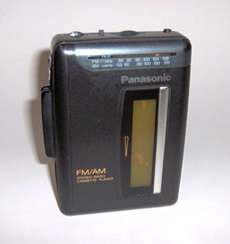 Panasonic RQV52 Stereo Walkman