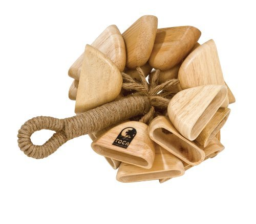 Toca T-WRH Wooden Rattle with Handle
