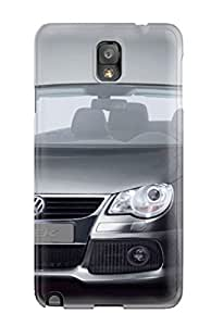 Brand New Note 3 Defender Case For Galaxy (volkswagen Eos 34)