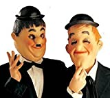 Laurel Or Hardy Mask Party Masks Eyemasks & Disguises For Masquerade Fancy