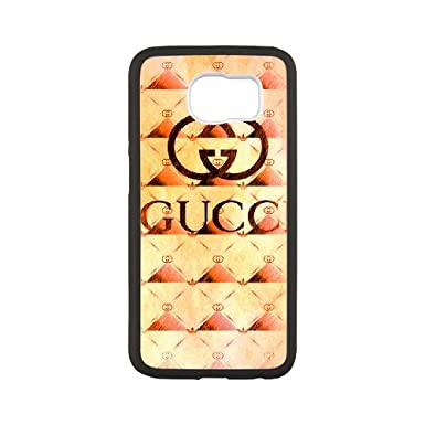 be2c20503a0a COOL Cover Case Gucci Cell Phone case For Samsung Galaxy S6 edgeWW1Q02490   Amazon.co.uk  Electronics