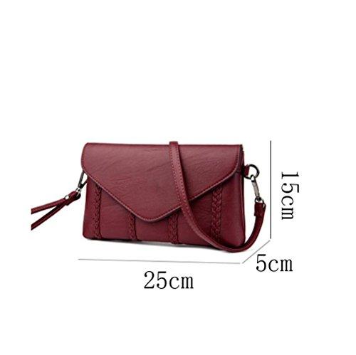 Shoulder Bag Bag Women Winered Messenger Fashion Kyokim Bulk Single ZpxTRwWBq