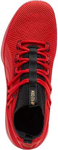 PUMA Men's Clyde Court Reform Meek Mill Sneaker, High Risk