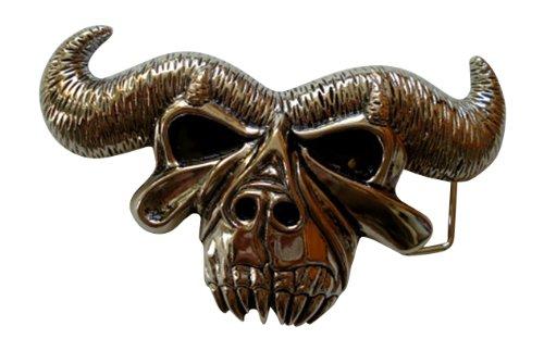 Danzig Kiss Skull Samhain Misfits 3D Belt Buckle -