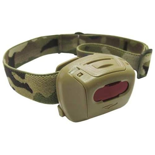 (Tactical Quad Multicam Headlamp)