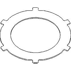 R51676 New Separator Plate For John Deere 4630 843