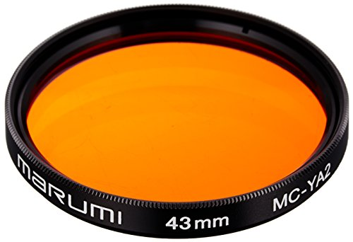 Model number (about two months delivery time) Marmi monochrome photographic filter 43mm MC-YA2 (orange) made to order: 005 029