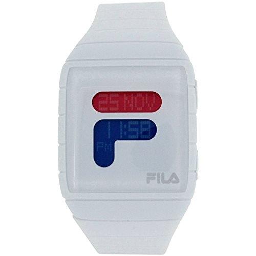 fila-unisex-world-time-digital-display-with-white-pu-strap-watc-fl38015001