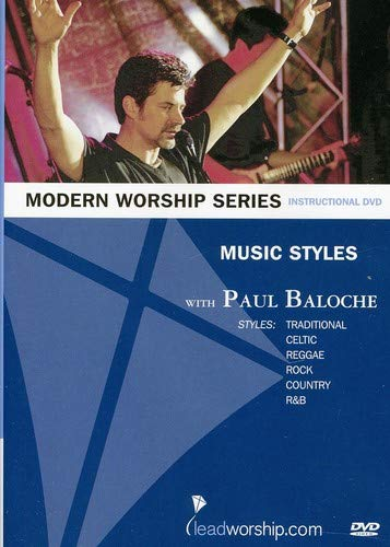 Music Styles With Paul Baloche Modern Worship Series (DVD) ()