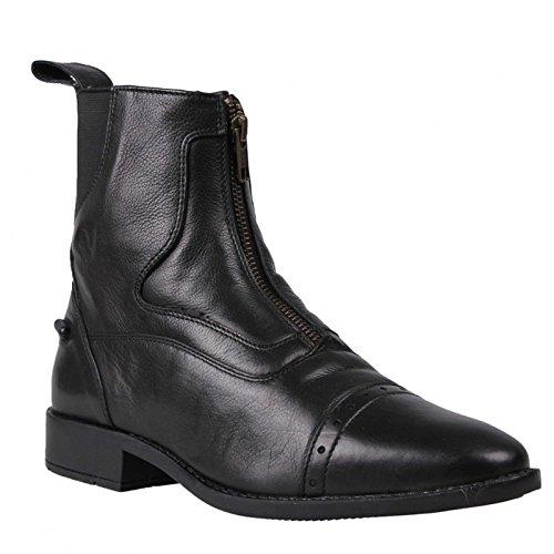 Schwarz Jodhpur Boots Bottines milaan Femme Cuir QHP pour Zx60w8Hwq