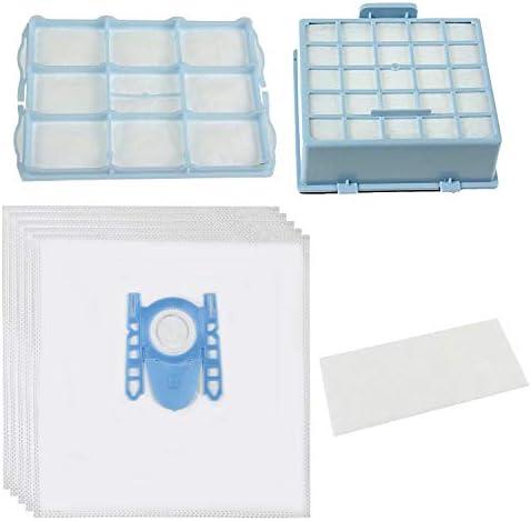 Spares2go bolsas de polvo y Micro Kit de filtro HEPA para Bosch ...
