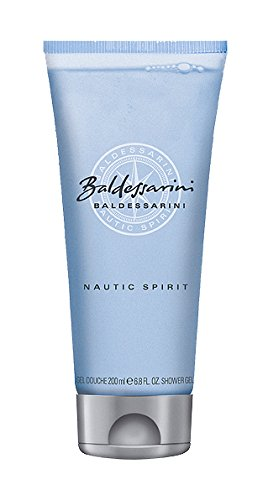 Hugo Boss Baldessarini Nautic Spirit homme / men, Duschgel 200 ml, 1er Pack (1 x 200 ml)