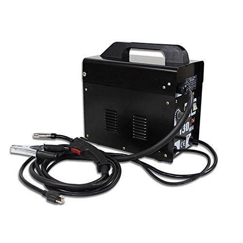 ZENY MIG 130 Welder Flux Core Wire Automatic Feed Welding Machine w/ Free Mask by ZENY (Image #3)