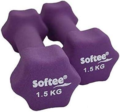 Blanco S Softee Equipment 24102.003 Juego Pesas
