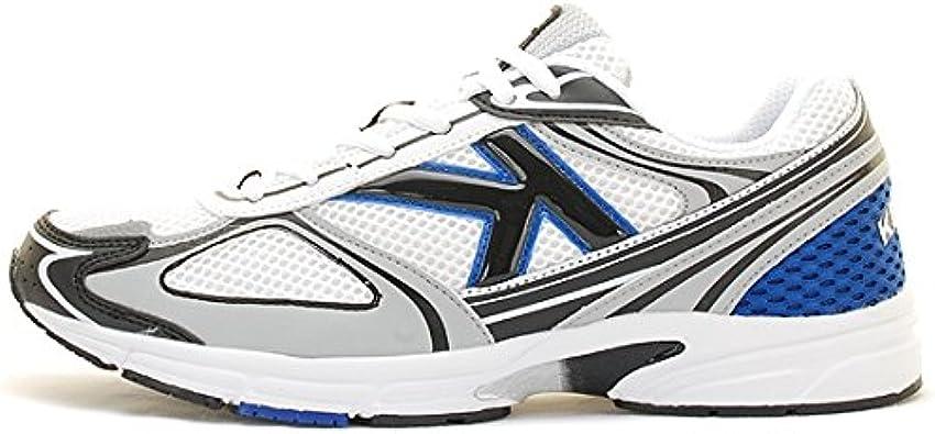 Kelme – Running – KRIPTON – Blanco: Amazon.es: Zapatos y complementos